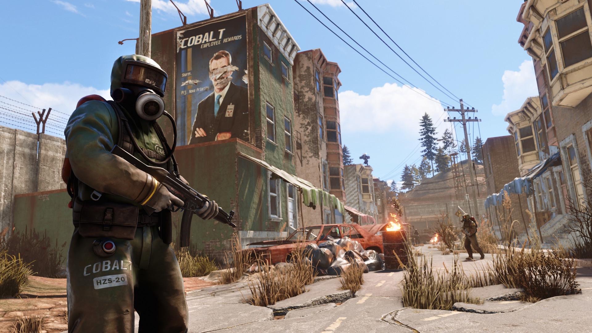 Rust: así es el primer juego que triunfa en 2021