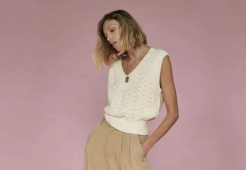Este chaleco elevará todos tus estilismos. Foto: cortesía de Zara.