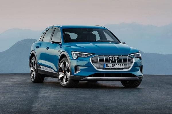 El Audi e-tron ha sido el automóvil más vendido en Noruega en 2020