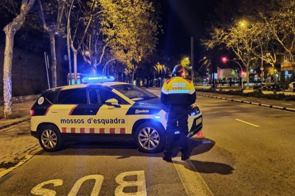 Detenido por matar a otro hombre en Barcelona tras una discusión
