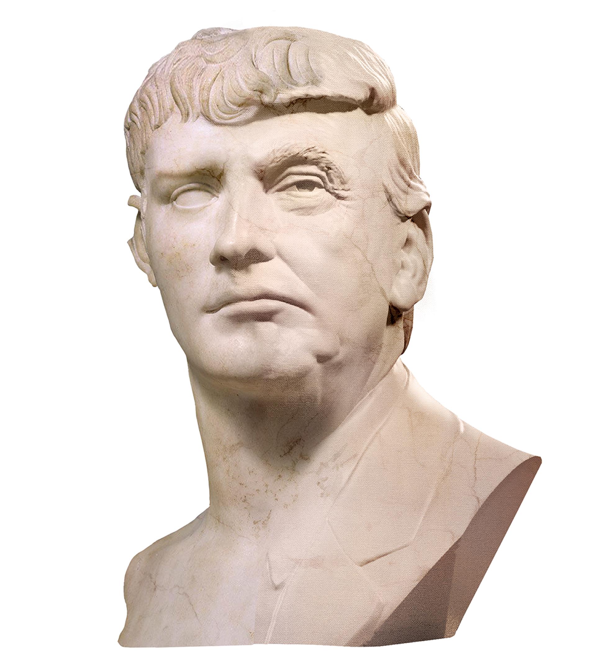 Calígula, el emperador 'más Trump' de Roma