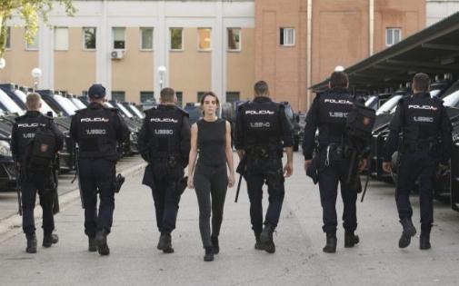 'Antidisturbios', una serie de Movistar+ que ratifica su buen ojo a la hora de apostar por el producto nacional.