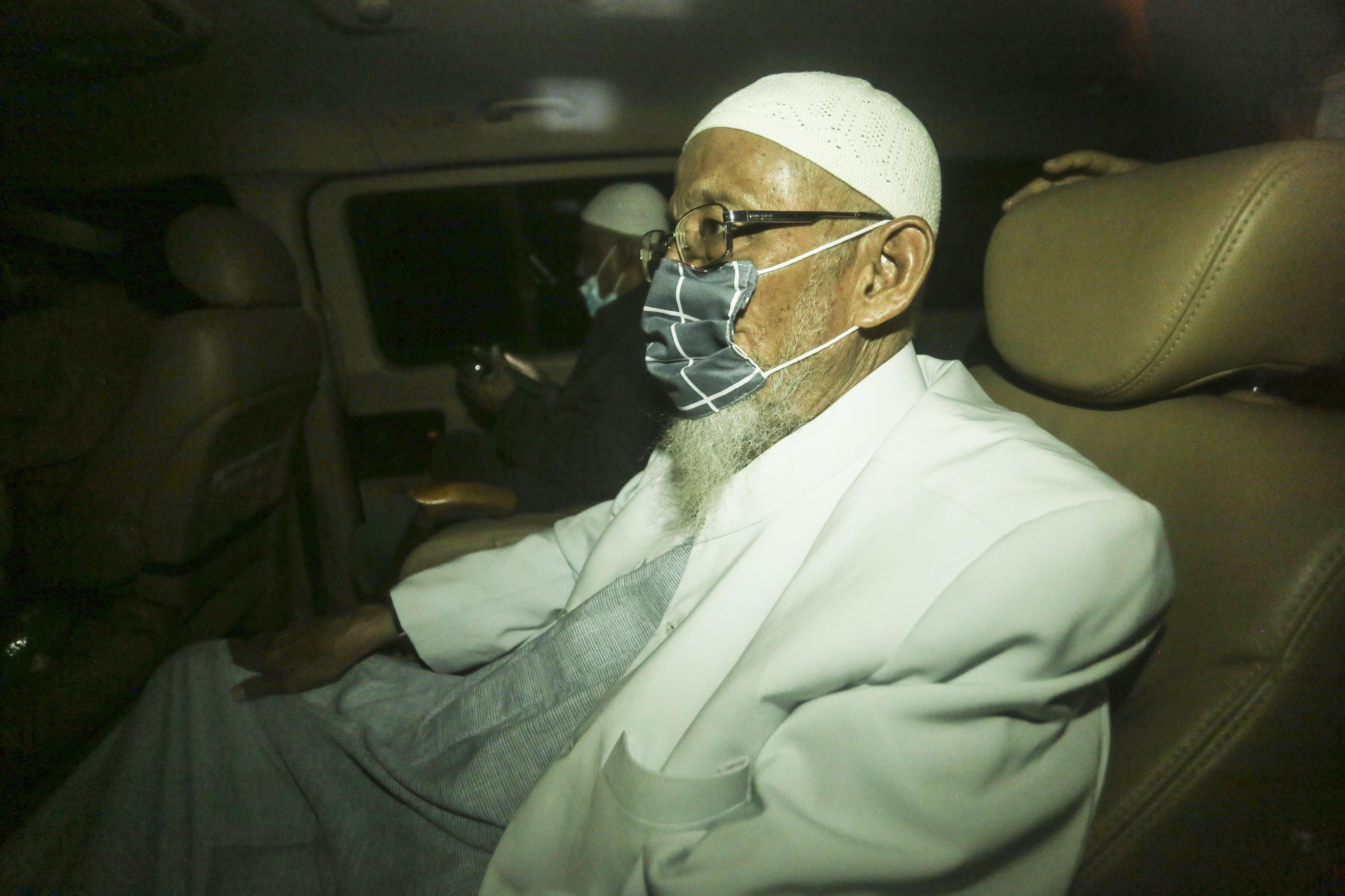 ابوبکر بشیر ، پس از آزادی از زندان