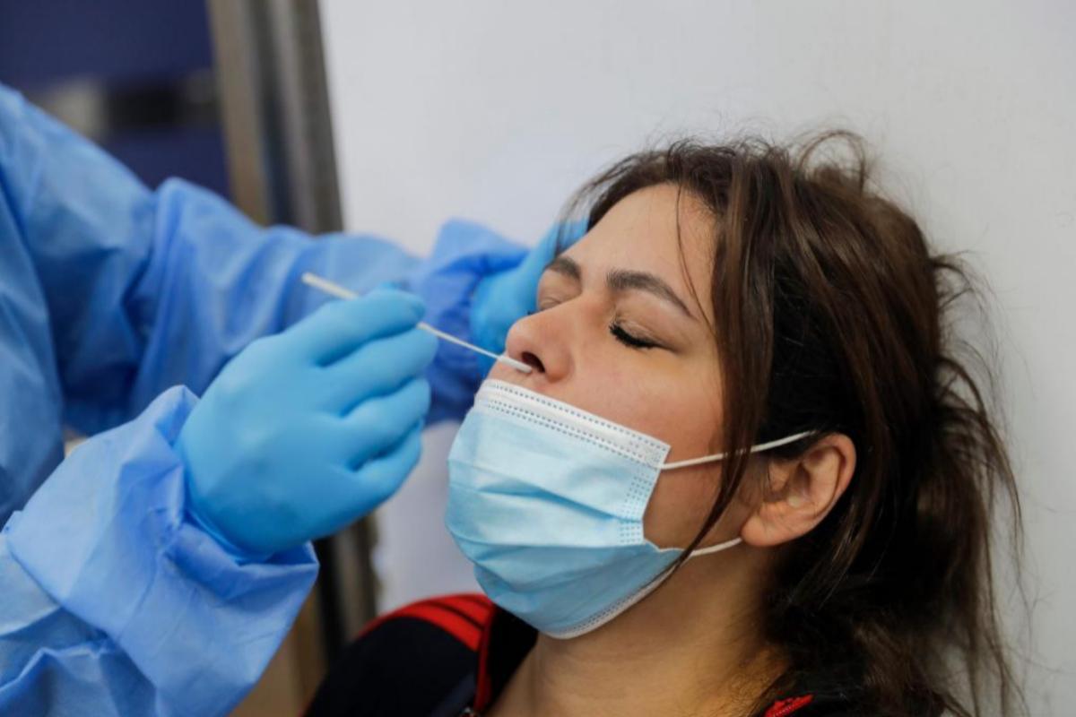 Madrid comienza a hacer test de antígenos a los jóvenes