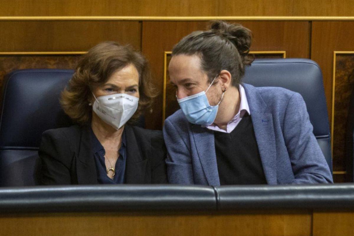 Pablo Iglesias se querella contra un coronel retirado por vincularle al narcotráfico y al terrorismo