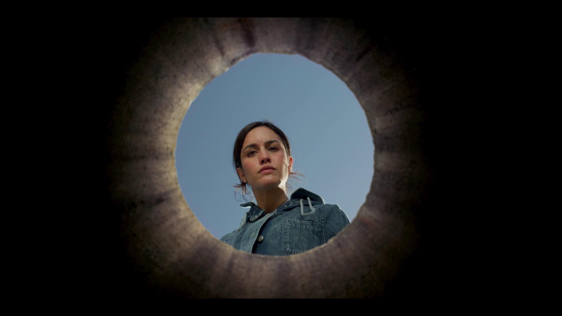 Megna Montaner, en 'La caza. Tramuntana'.
