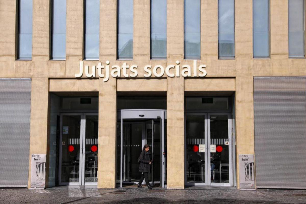 Juzgados sociales de Barcelona