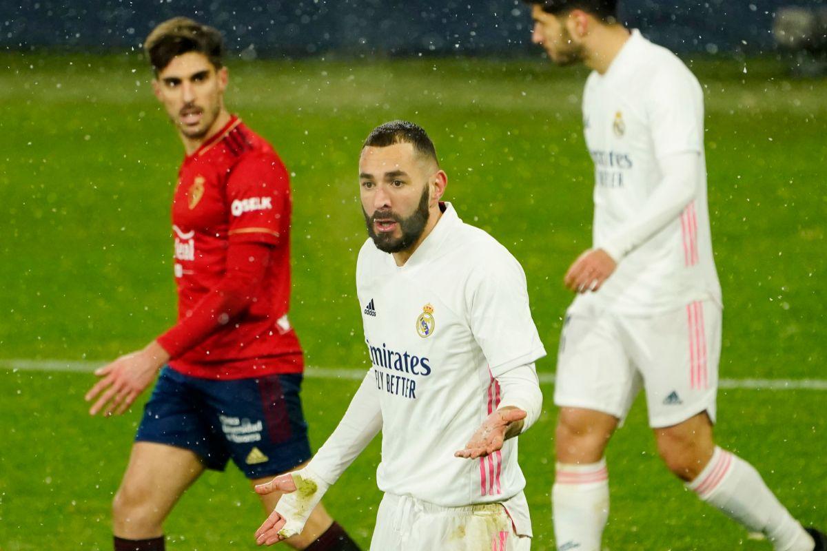La Liga Santander - Osasuna v lt;HIT gt;Real lt;/HIT gt; lt;HIT gt;Madrid lt;/HIT gt;
