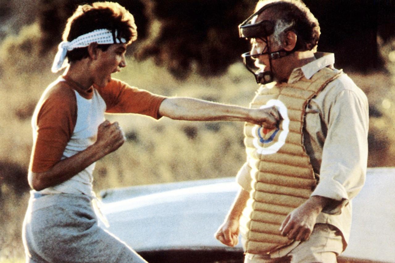 'Karate Kid' (1984).