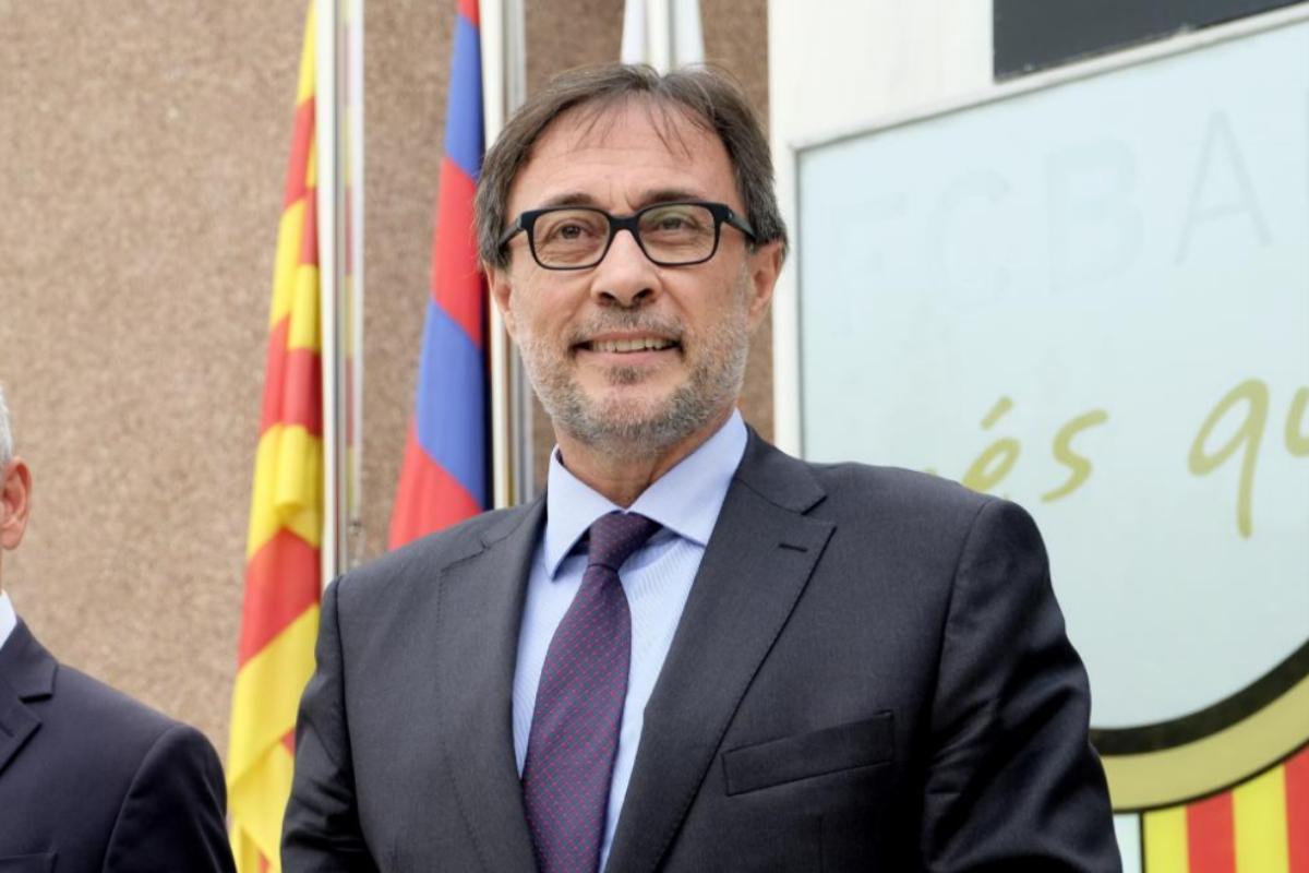 Agustín Benedito, durante las anteriores elecciones.