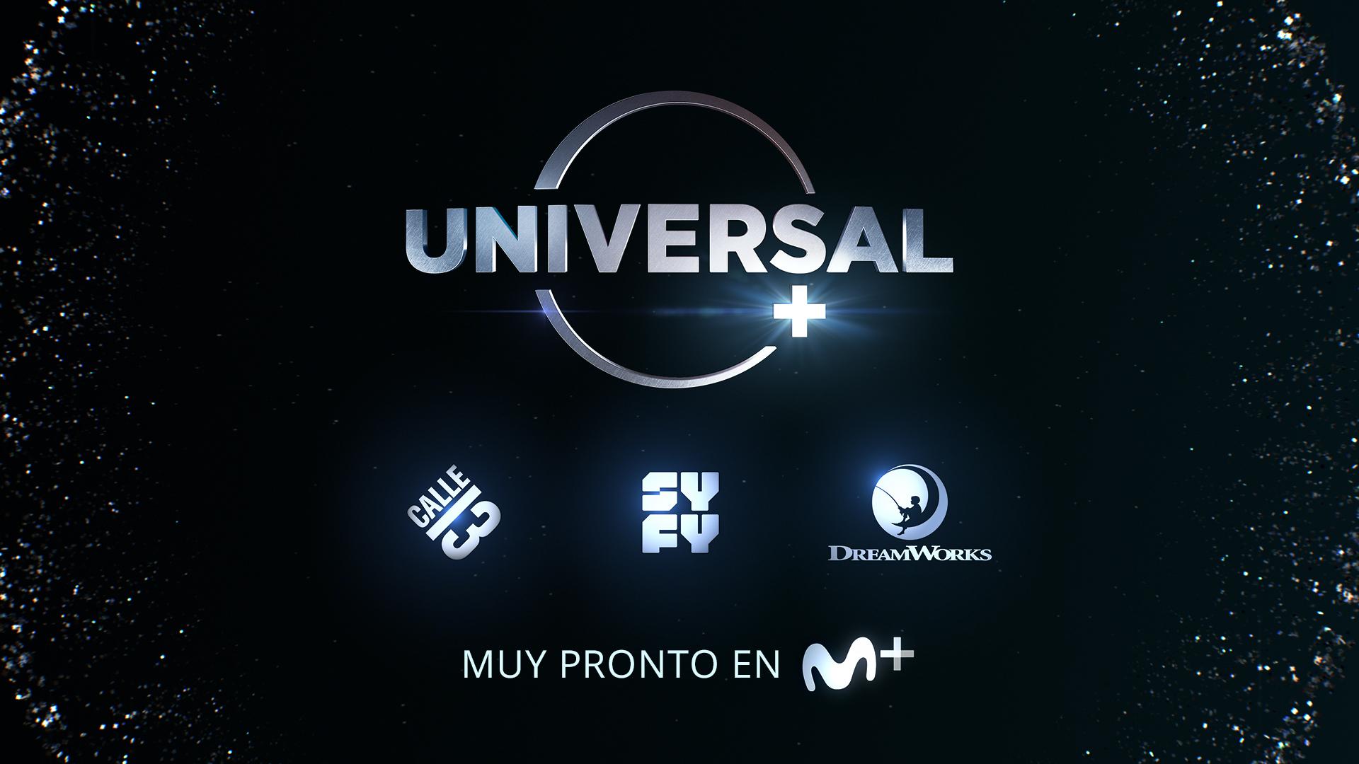 Llega a España Universal+, una nueva plataforma con las series de Calle 13 y SYFY
