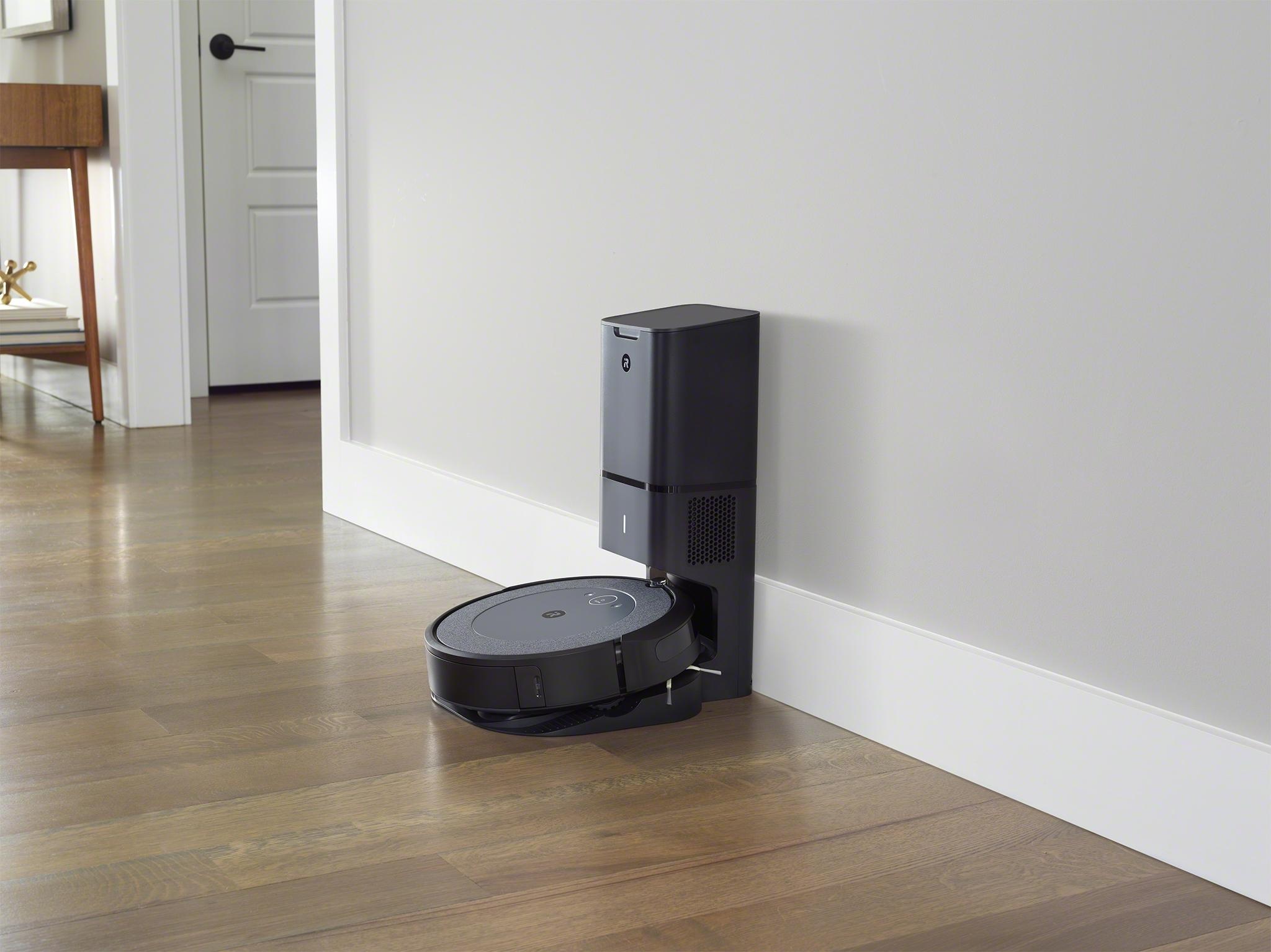 Roomba i3+: un aspirador algo más económico que trae su propio depósito
