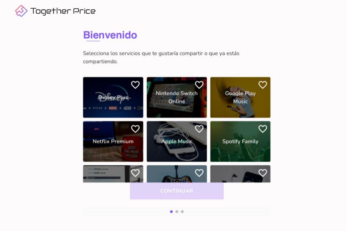 Together Price, la plataforma para que Netflix, HBO o Disney Plus te salgan más baratos