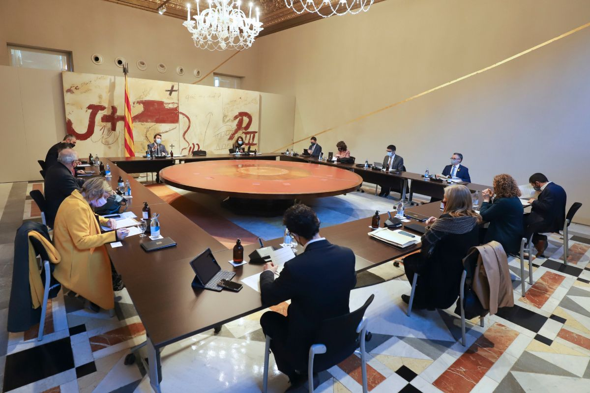 Reunión del Consejo Ejecutivo.