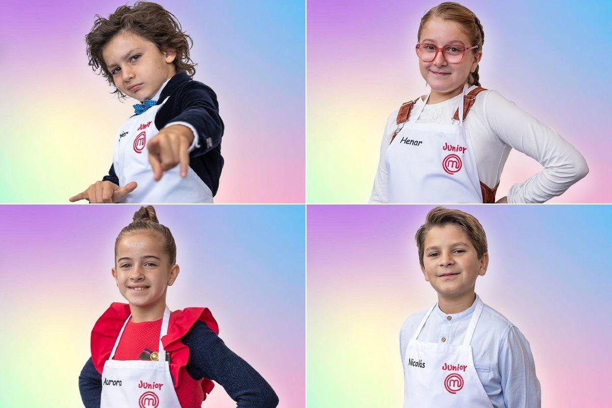 MasterChef Junior 8: Javier, Henar, Aurora y Nicolás son los cuatro finalistas