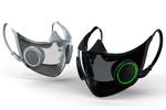 Con luces, altavoces y amplificador de la voz: así es la mascarilla de Razer
