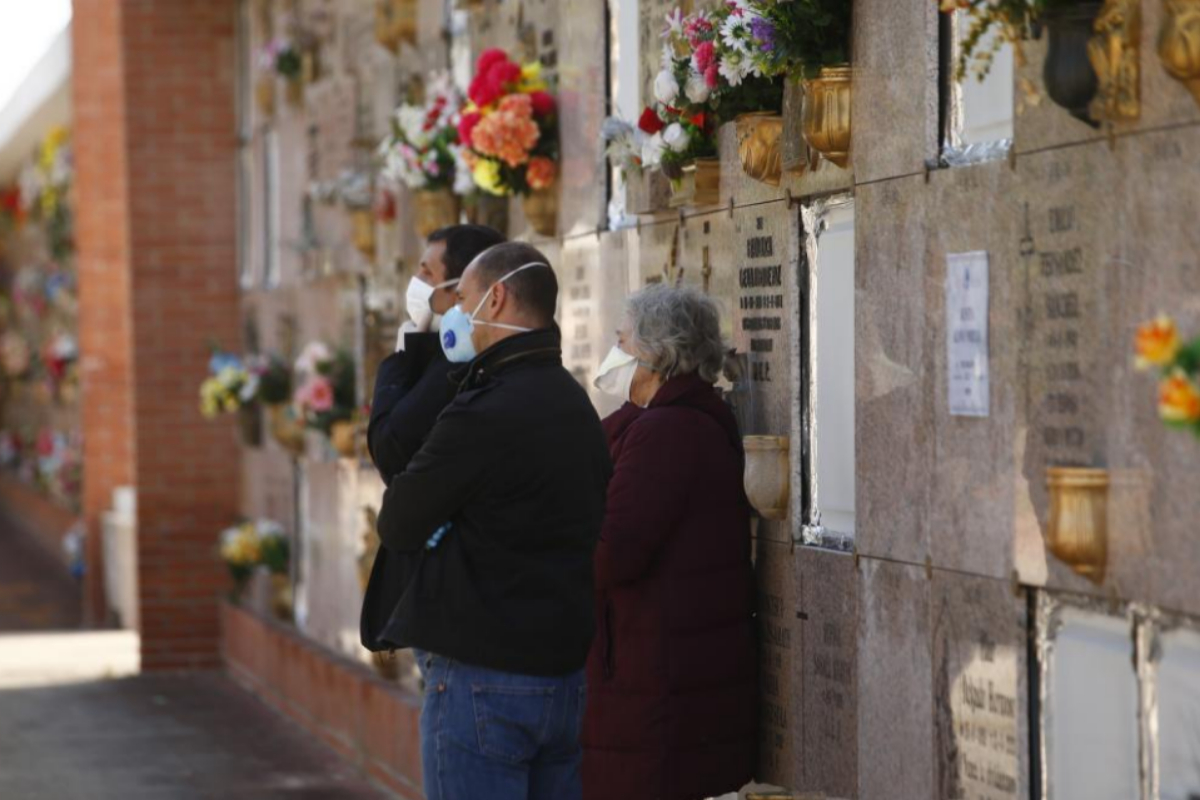 Segovia, Ciudad Real y Madrid lideran las muertes durante la pandemia