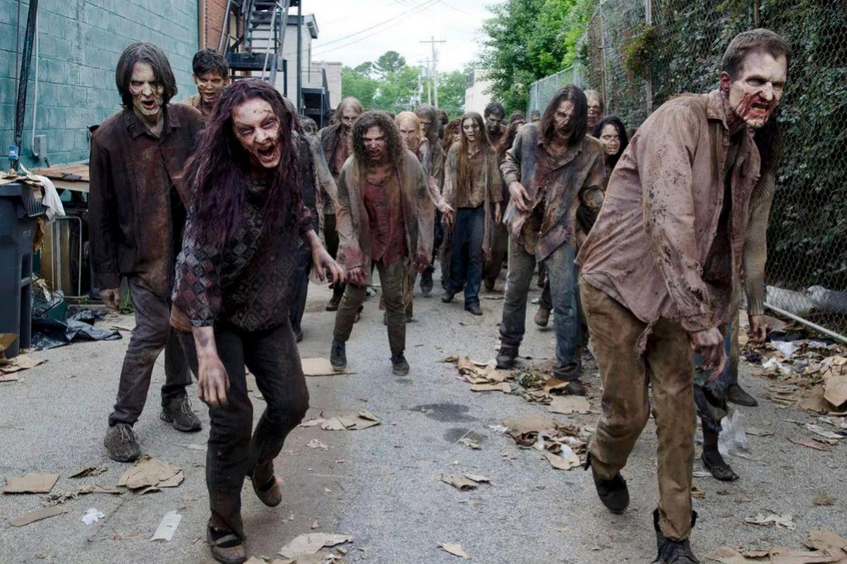 5 series para vivir en casa el apocalipsis zombi | Series
