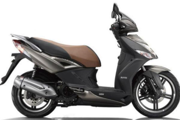 El scooter Kymco Agility City 125 es la moto más vendida en España por segundo año consecutivo