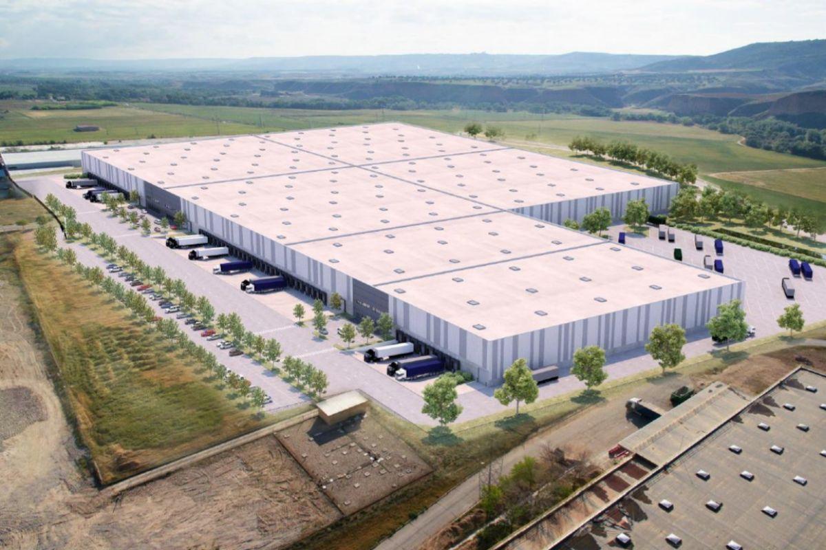 Nuevo centro de Amazon en Alcalá de Henares