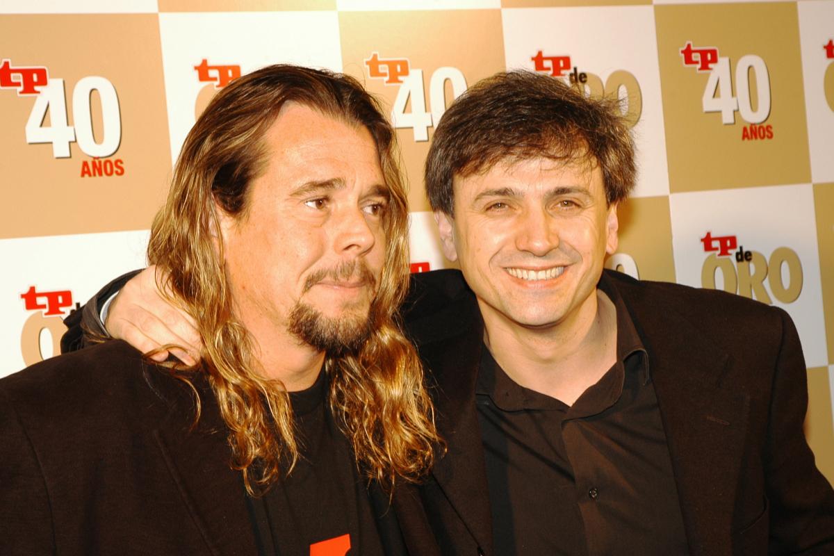 Juan Muñoz y José Mota