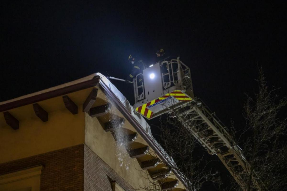 La factura del temporal para que Madrid pida ser zona catastrófica asciende a 1.398 millones de euros