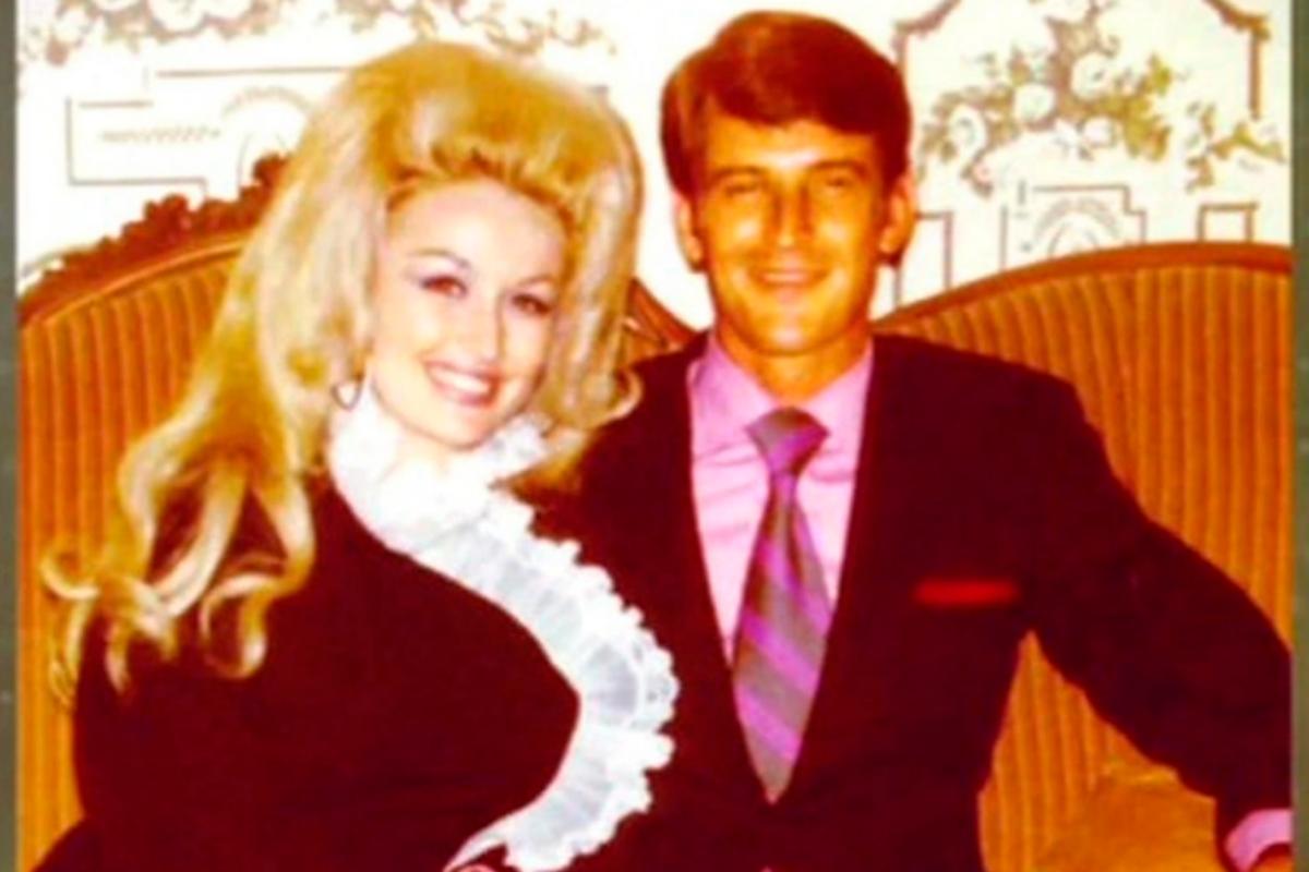 Dolly y su marido, Carl Dean, en una foto de archivo.