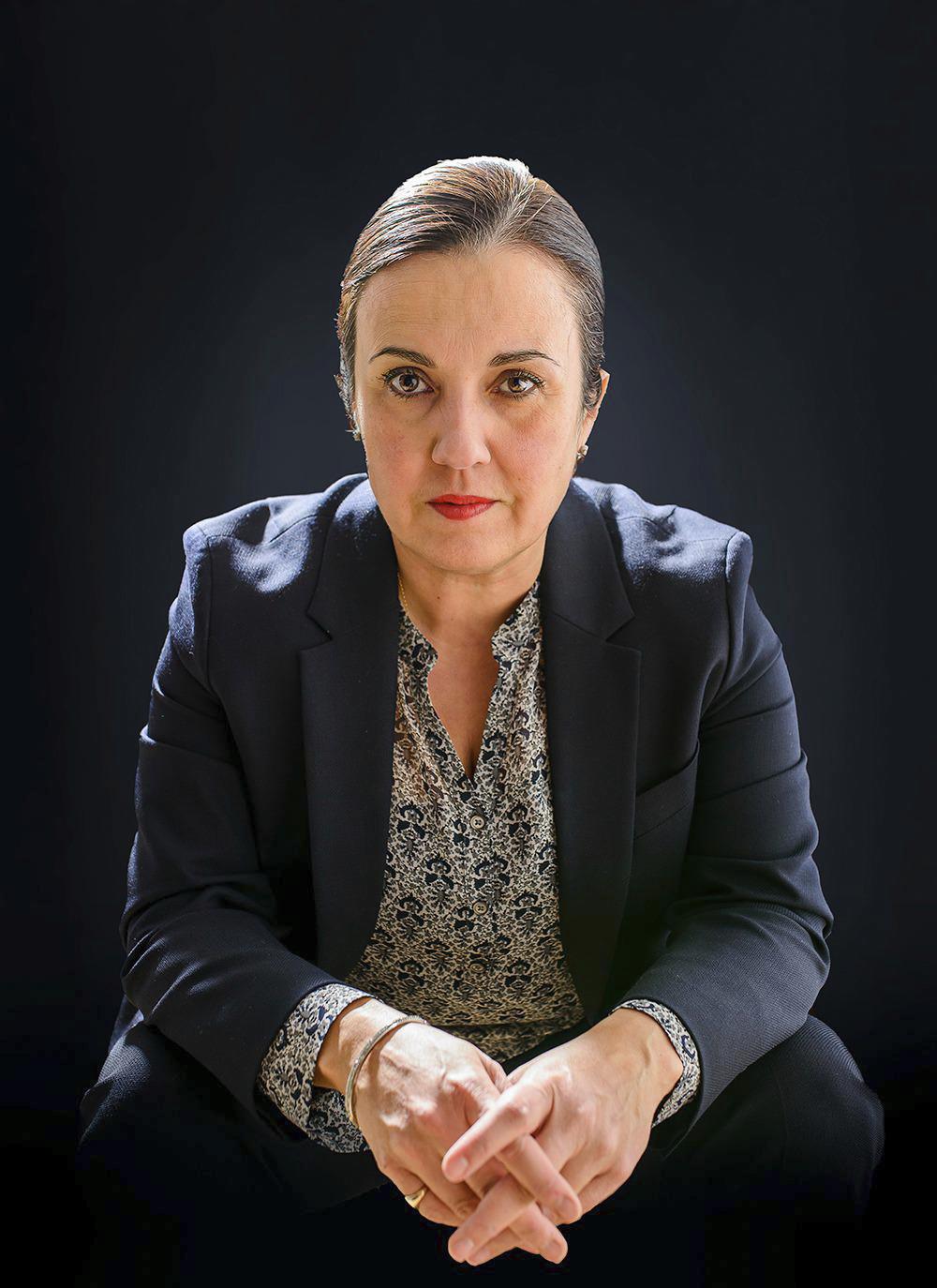 La abogada española Eva González.