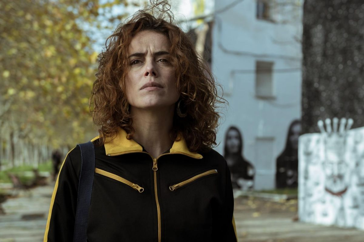 Patricia López Arnaiz en 'Ane'.