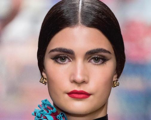 Desfile Dolce & Gabbana primavera-verano 2021.