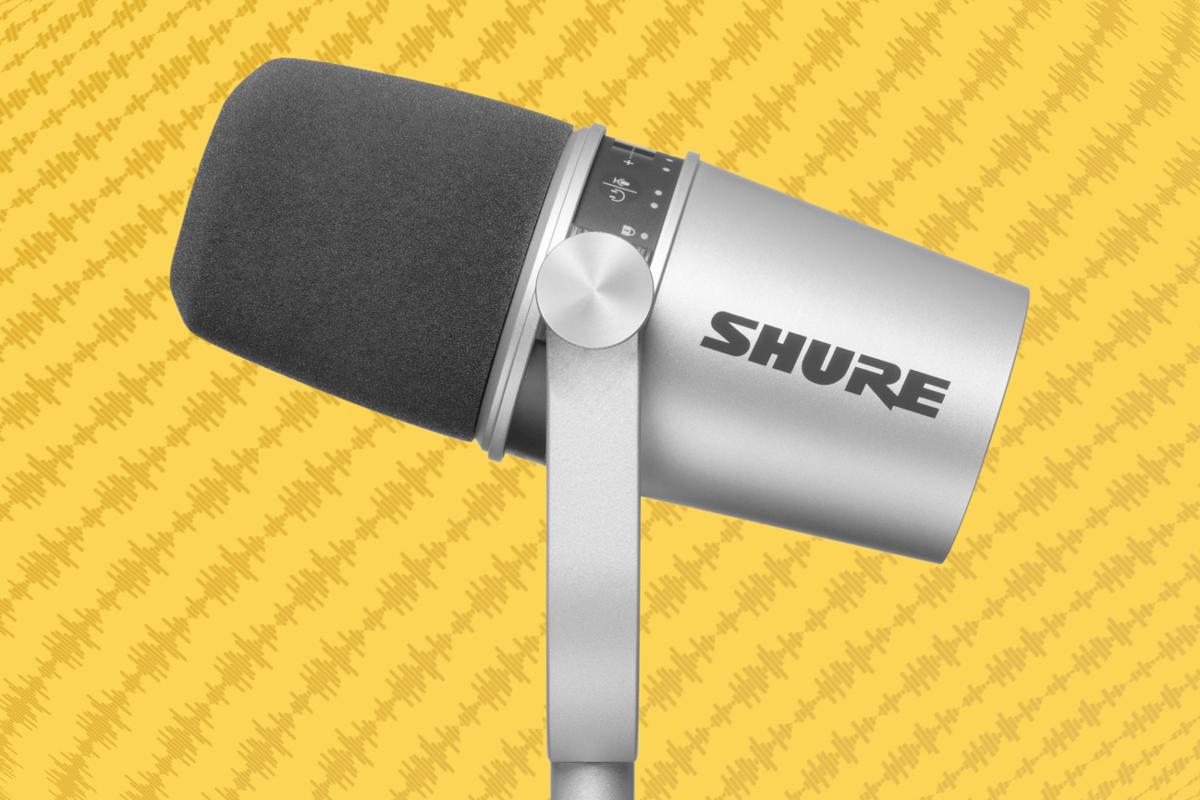 Shure MV7: un gran micrófono para triunfar en Twitch y acabar algún día en Andorra