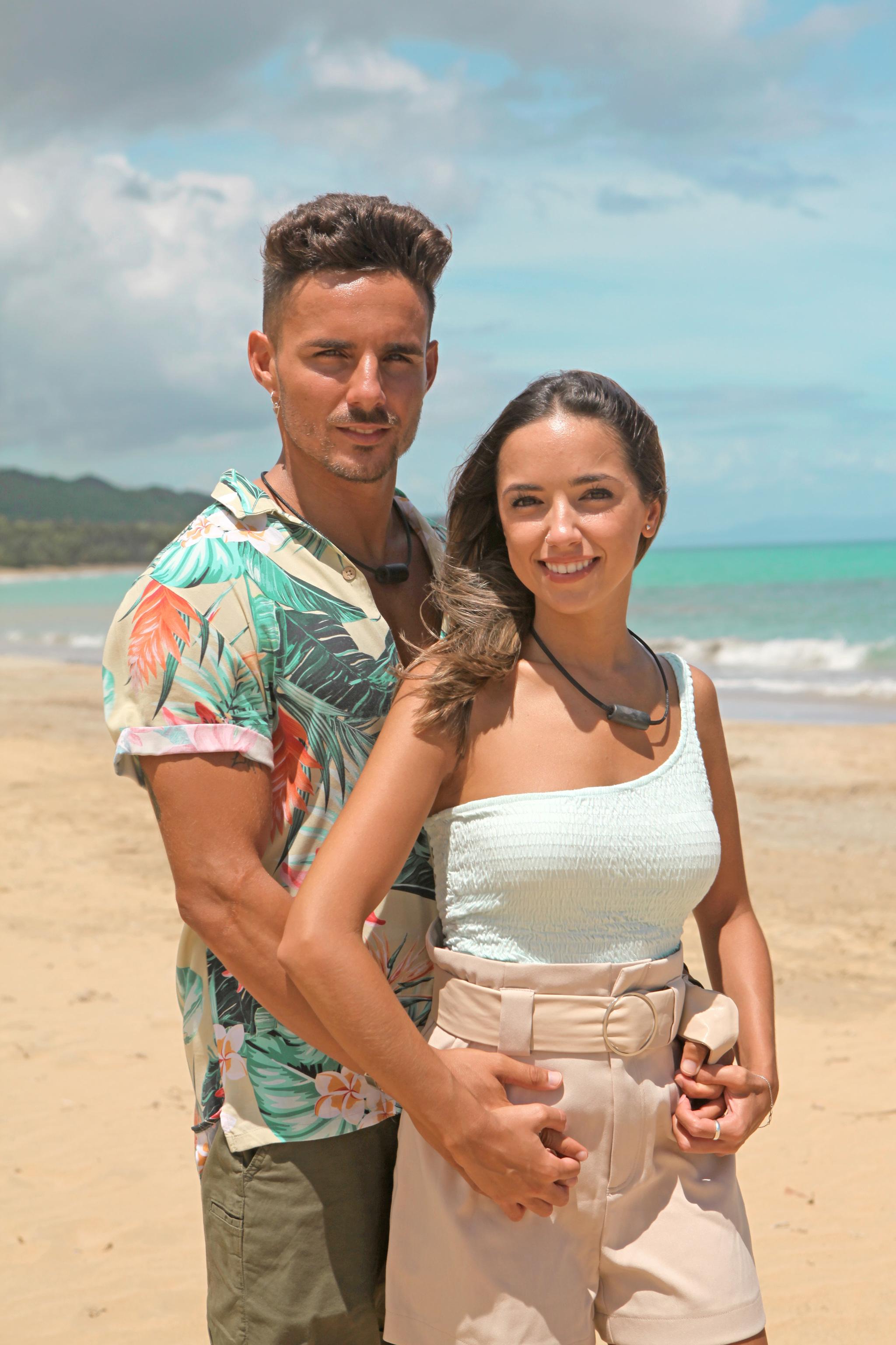 Manuel y Lucía.