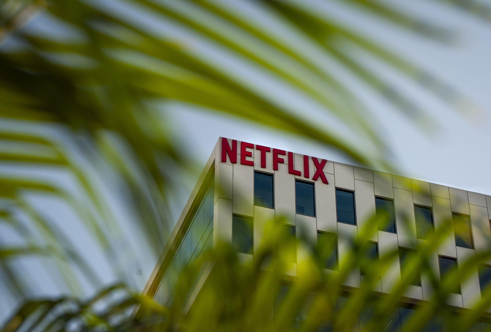 Sede de Netflix en Los Ángeles (California)