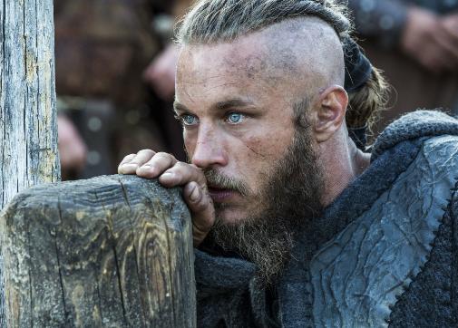 Travis Fimmel en 'Vikingos', que ha estrenado su última temporada.