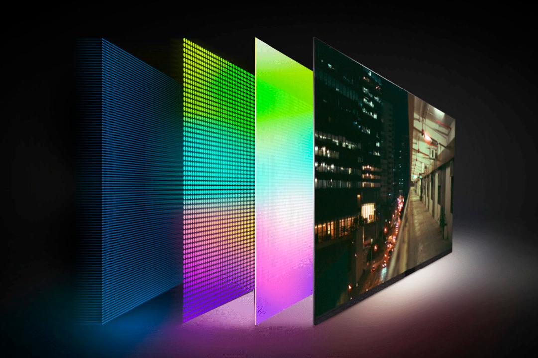 Así son los televisores que comprarás este año
