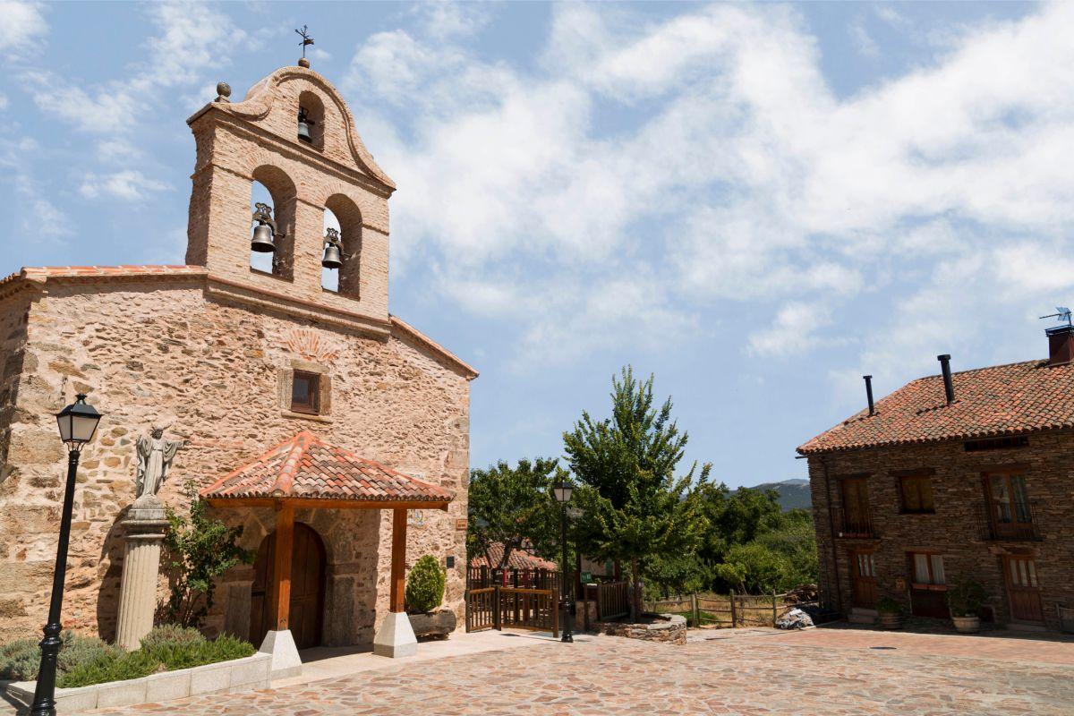 Iglesia de San Miguel Arcángel.