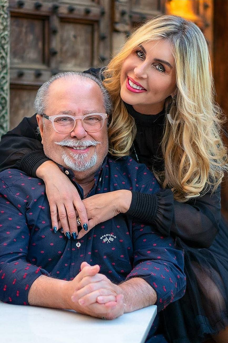 Arévalo y Malena Gracia, a tope de amor