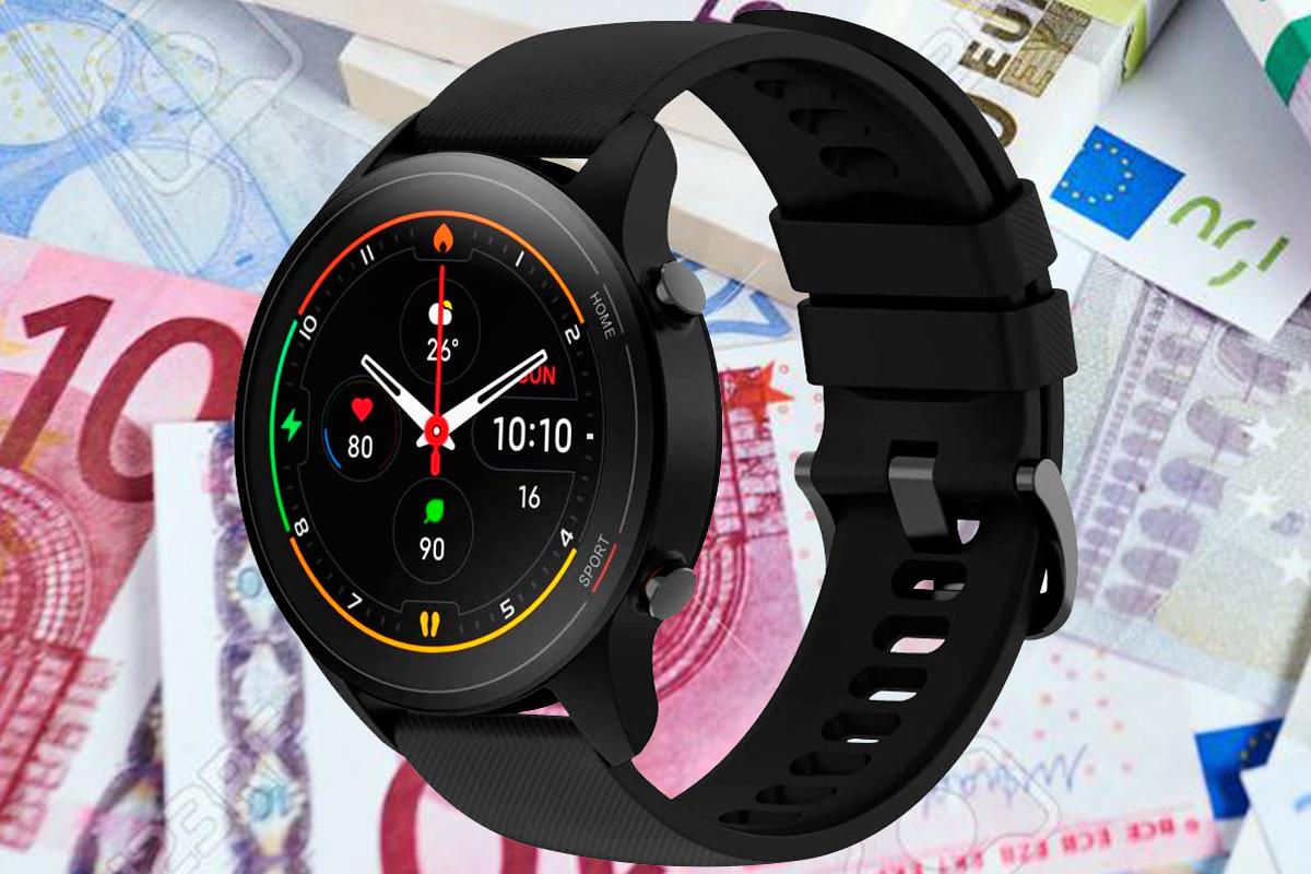 El Mi Watch de Xiaomi ofrece grandes prestaciones aun precio popular