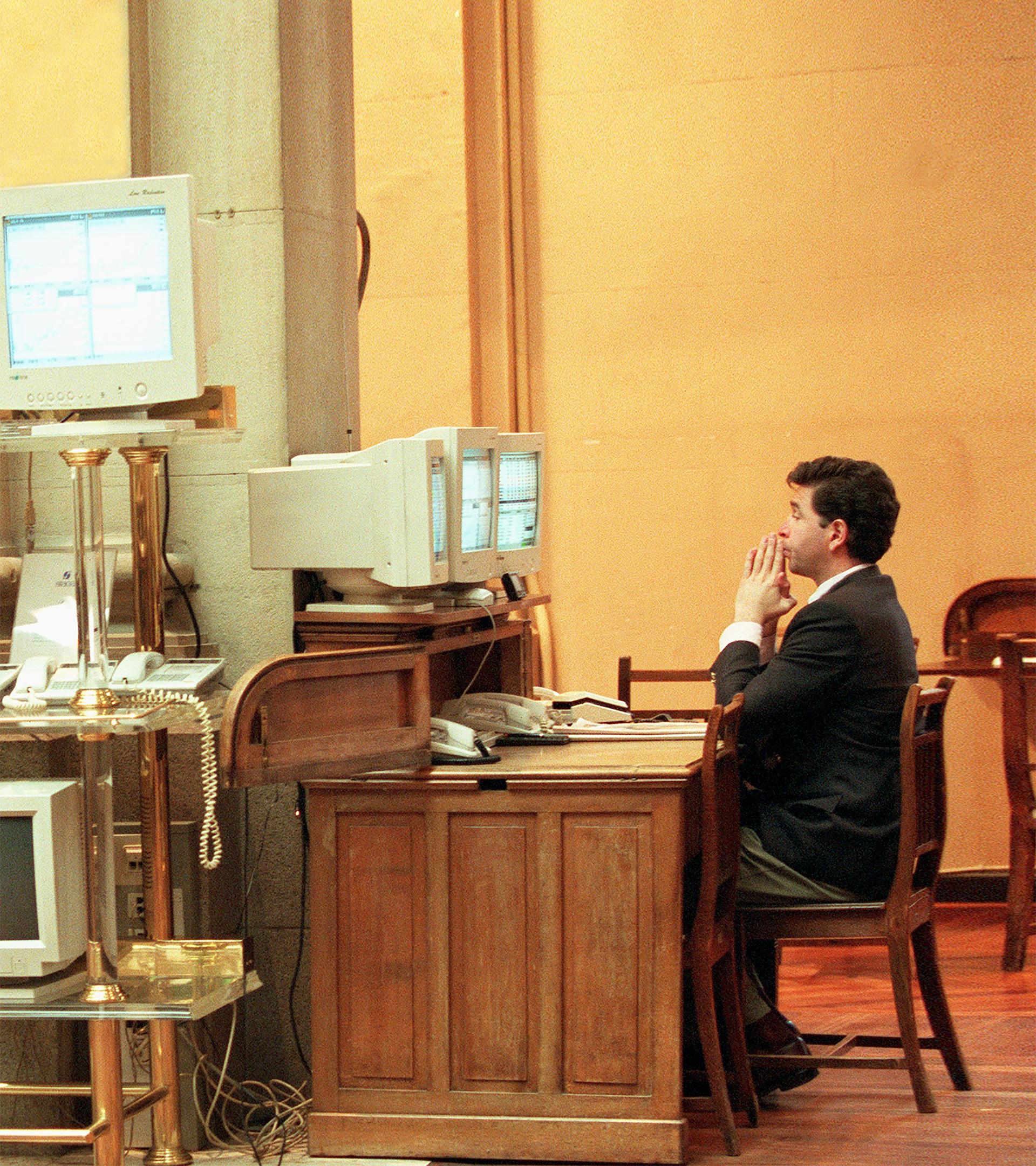 La lenta metamorfosis del Ibex: De la fiebre inmobiliaria a la anemia digital