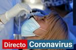 Coronavirus hoy, noticias en directo | Los hospitalizados por Covid-19 crecen un 84% en dos semanas