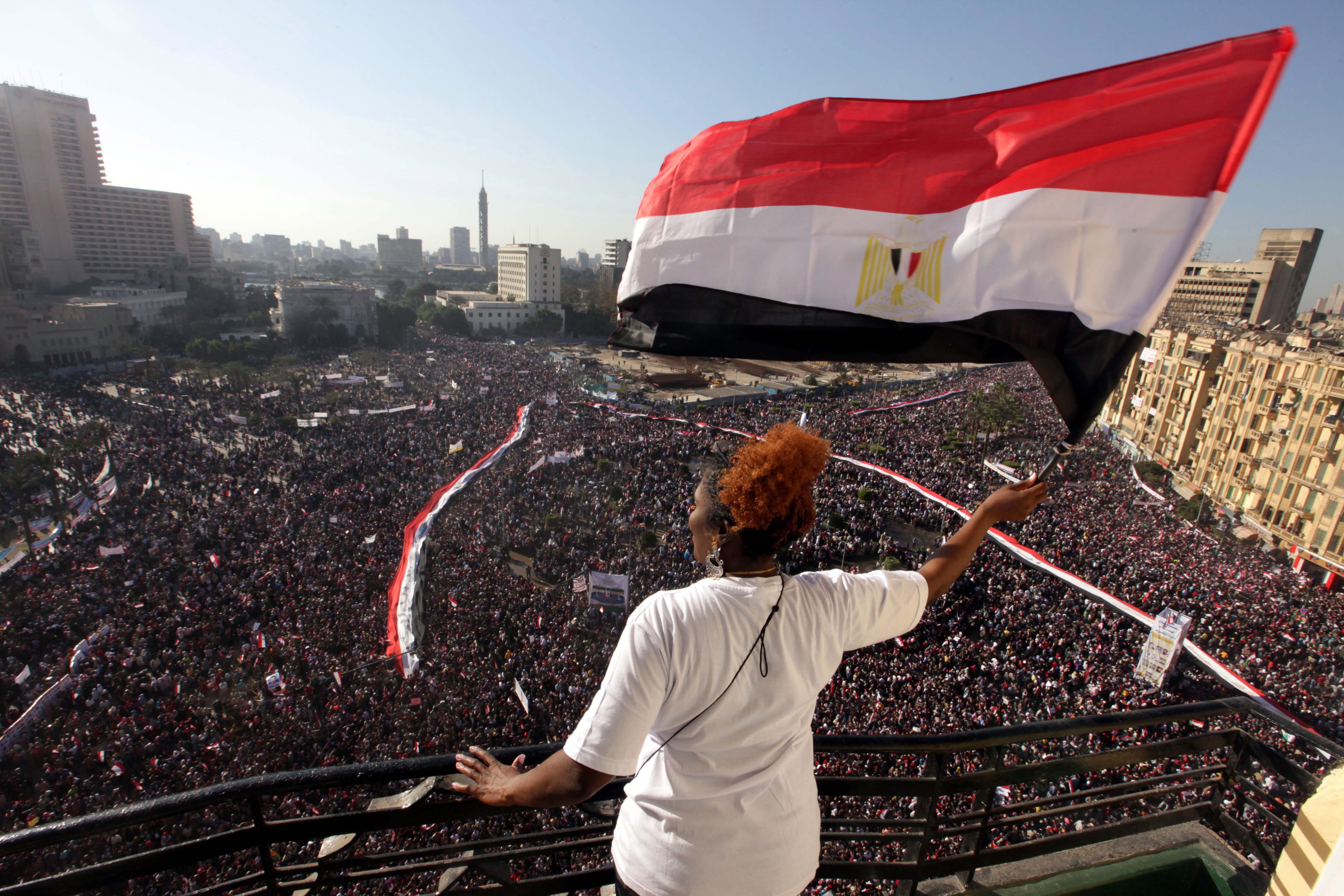 میدان تحریر ، در جریان اعتراضات سال 2011