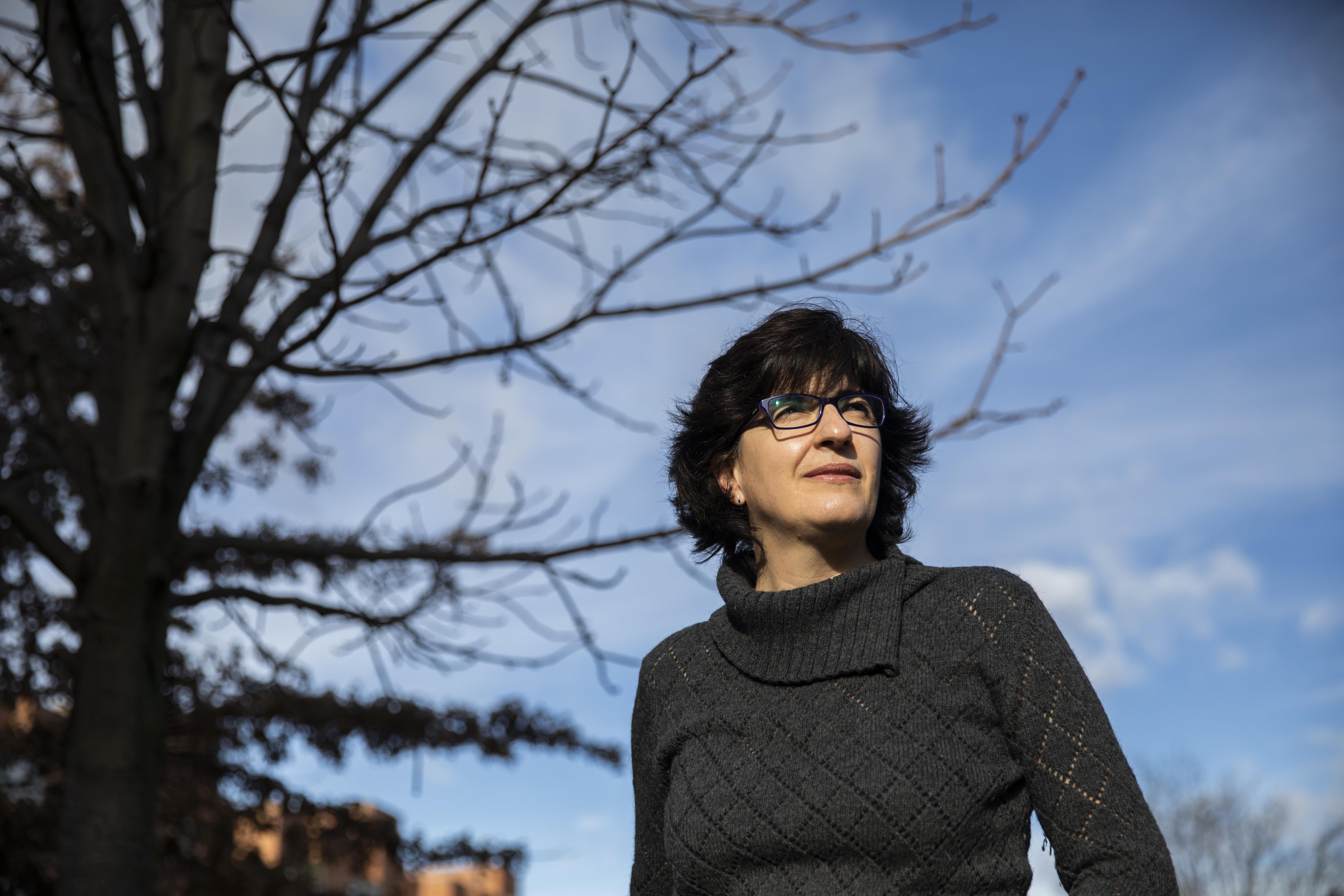 """Olga Cantó: """"El tipo efectivo medio de los impuestos en España es muy bajo"""""""