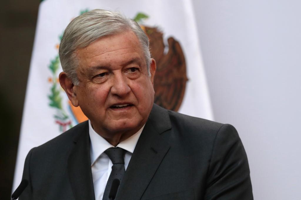 رئیس جمهور مکزیک آندر