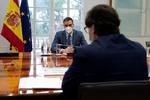 """Pedro Sánchez justifica la marcha de Salvador Illa en plena tercera ola por el """"desafío apasionante"""" de las elecciones catalanas"""