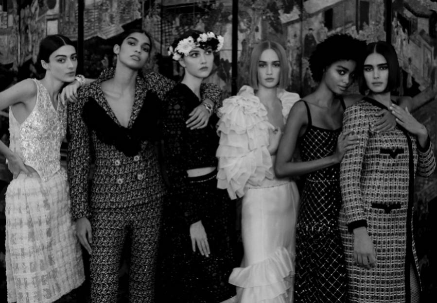 Alta Costura París - Chanel primavera-verano 2021