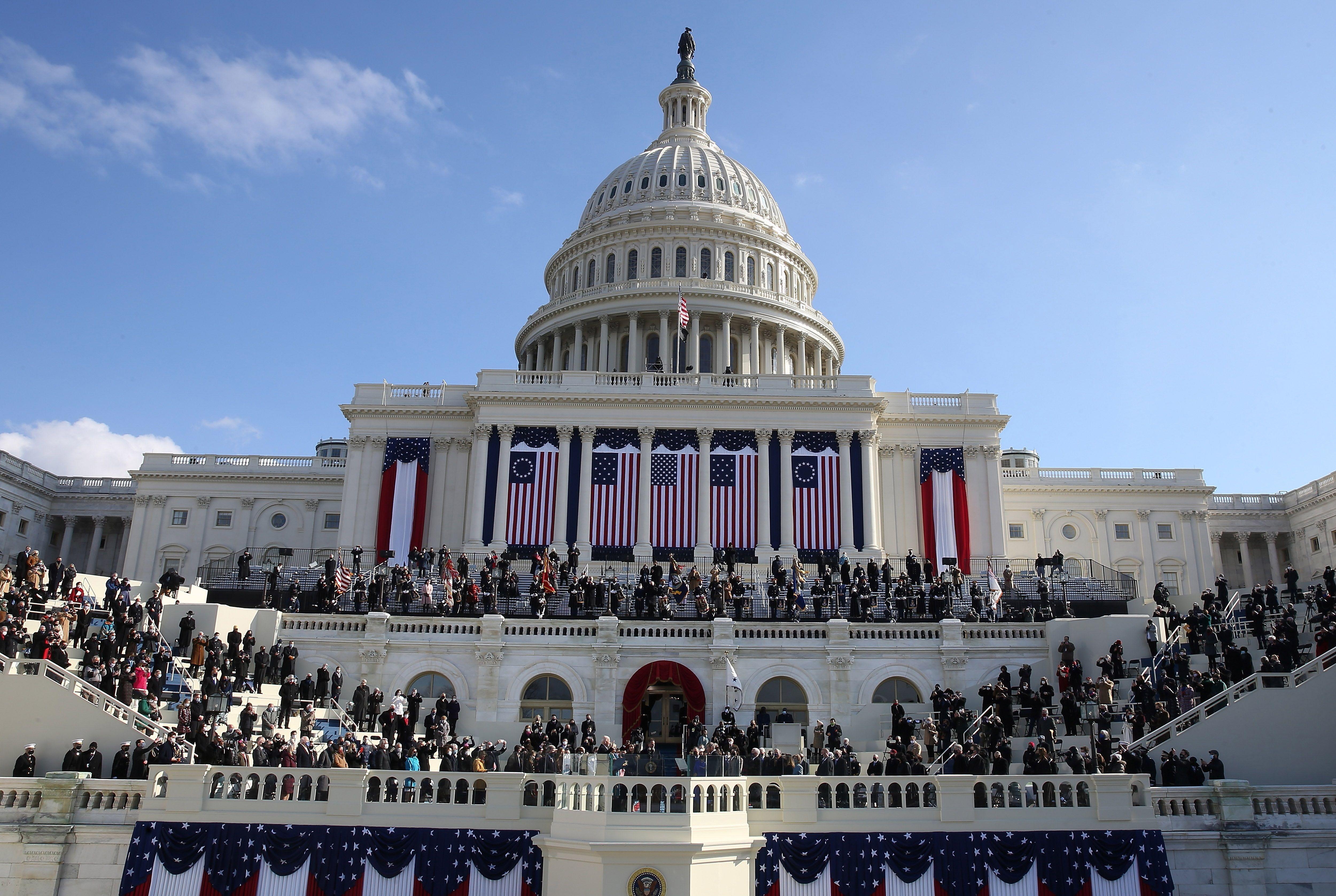 Estados Unidos en alerta antiterrorista ante la posible violencia de extremistas antigubernamentales