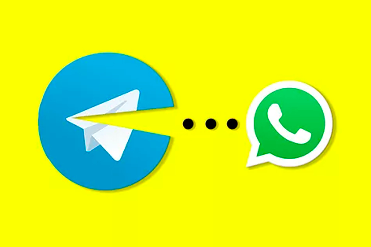 Telegram emprende una ofensiva contra WhatsApp.