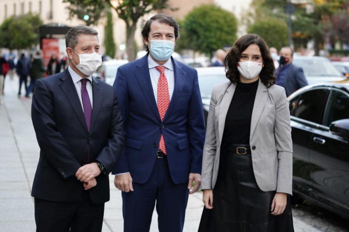 """Page alerta de la """"emigración sanitaria"""" y pide más restricciones en Madrid: """"Más de 100.000 personas se han venido a vivir aquí"""""""