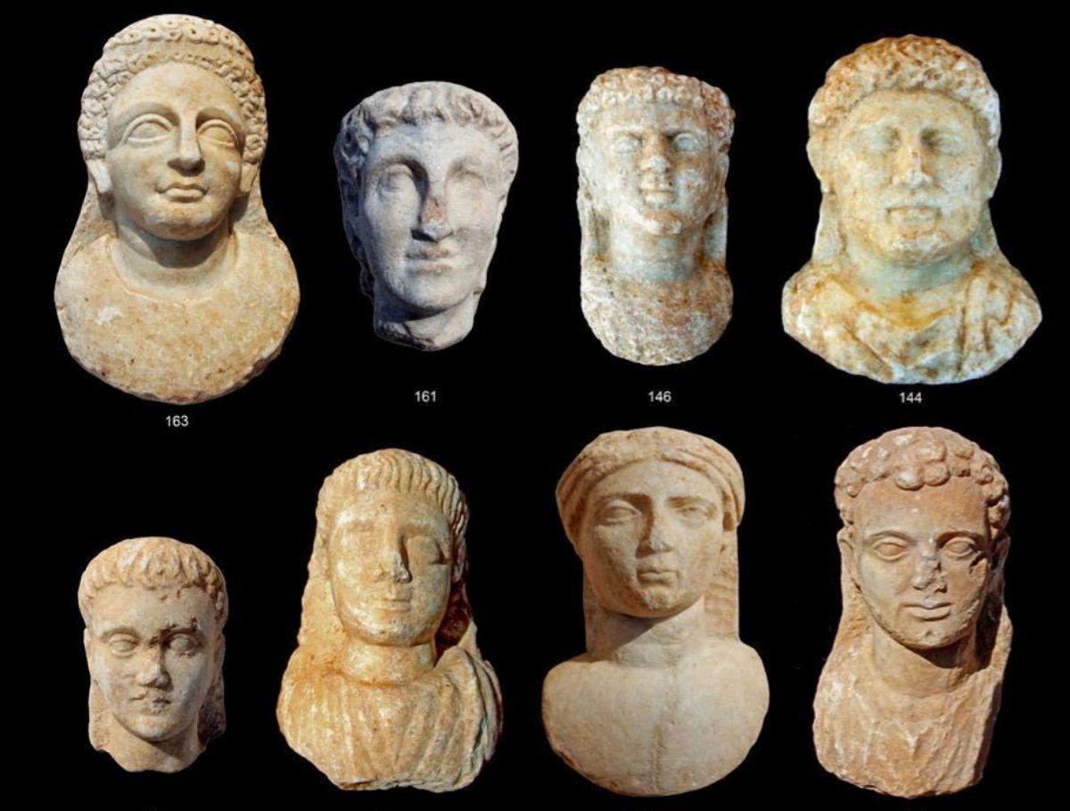 Máscaras funerarias