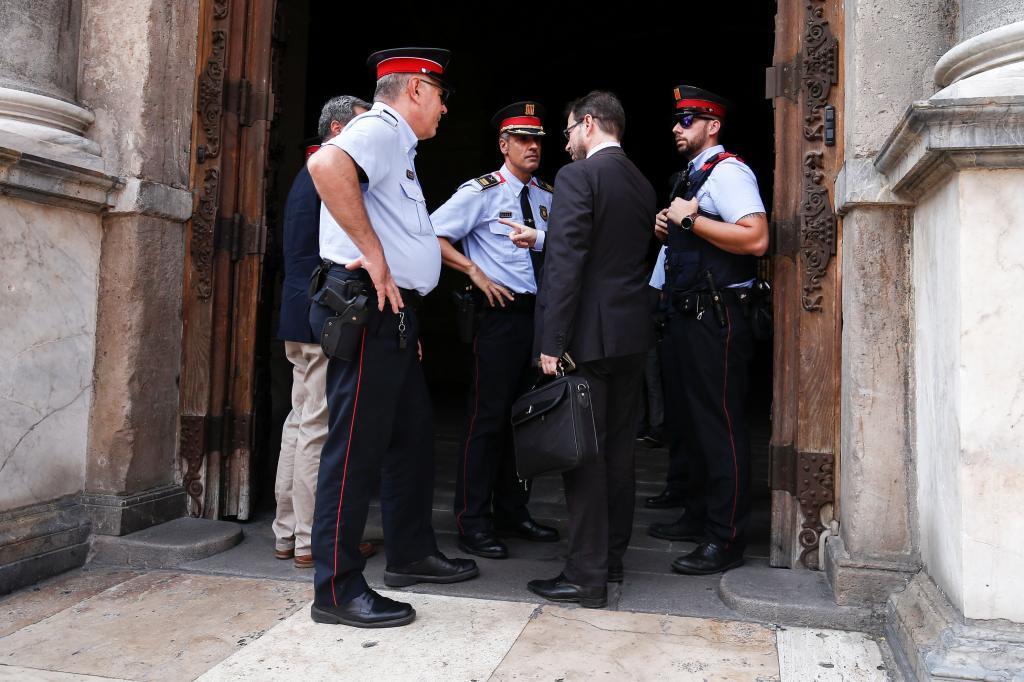 El fiscal del caso 3% cuando fue a pedir información a la Generalitat
